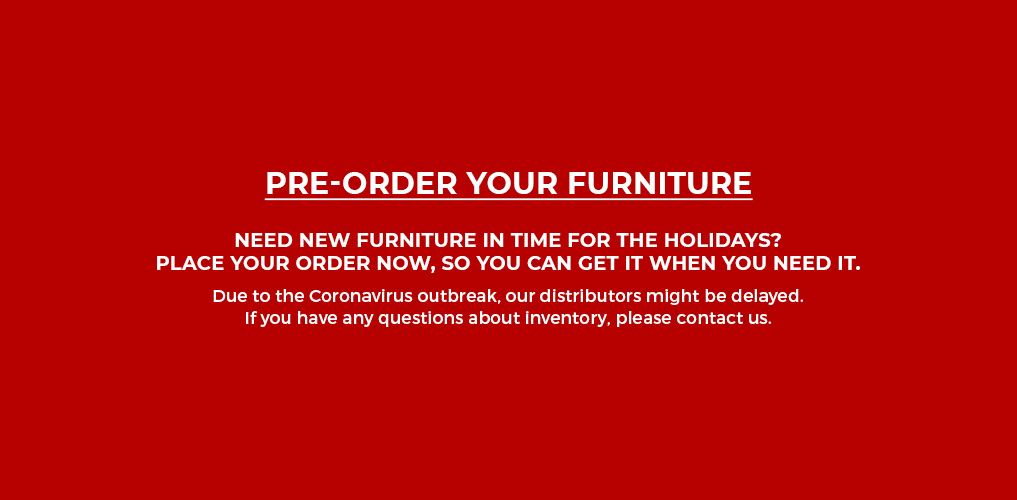 Pre-Order Your Furniture