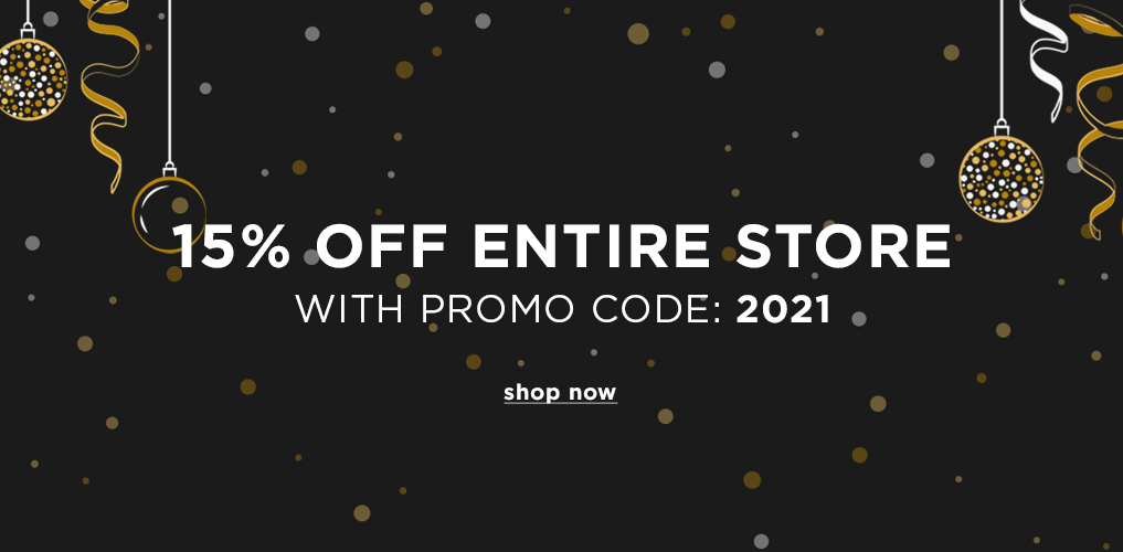 15% OFF Entire Store with Promo