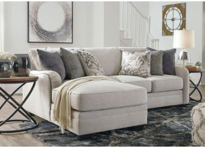 Image for Dellara Chak left chaise sectional