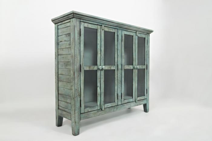 "Rustic Shores Surfside 48"" Accent Cabinet,Jofran"