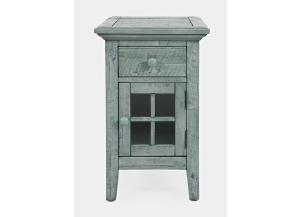 Image for Rustic Shores Surfside Chairside End Table