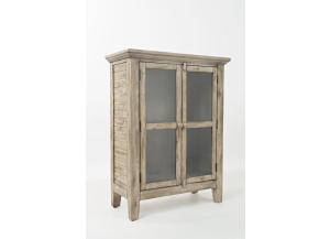 "Image for Rustic Shores Weathered Grey 32"" Accent Cabinet"