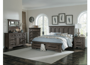 Image for Toulon King Storage Bed