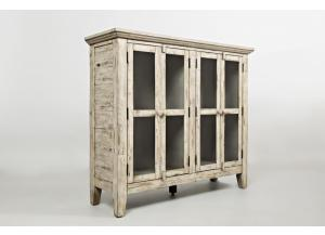 "Image for Rustic Shores Scrimshaw 48"" Accent Cabinet"