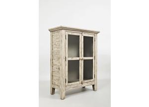 "Image for Rustic Shores Scrimshaw 32"" Accent Cabinet"