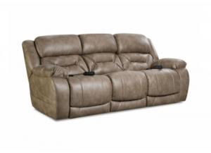 Image for Enterprise Mushroom Power Reclining Sofa with Adjustable Head and Lumbar