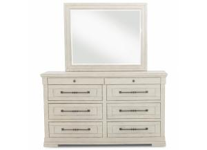 Image for Trisha Yearwood's Coming Home Dresser and Mirror