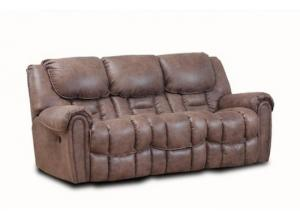 Image for Del Mar Mocha Reclining Sofa