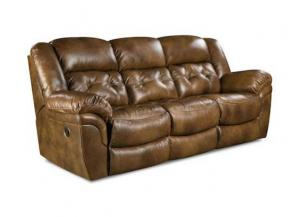 Image for Cheyenne Saddle Reclining Sofa