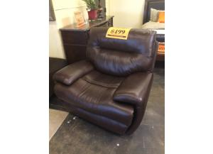 Image for Amalfie Leather Recliner
