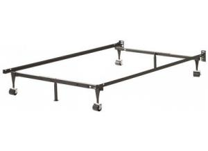 "Image for Twin (39""x75"") / Full (54""x75"") bed frame W901G"
