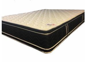 Image for 008 Queen Exquisite Double Sided Pillowtop Mattress Set