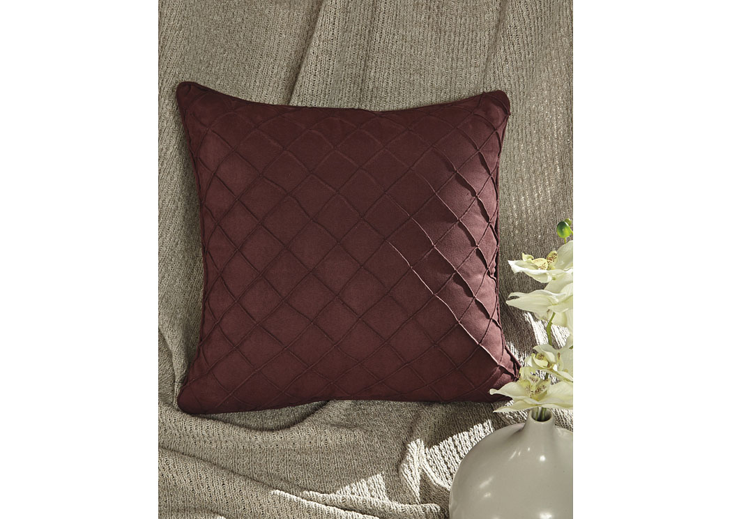 Damia Wine Pillow (4/CS),In Store Products
