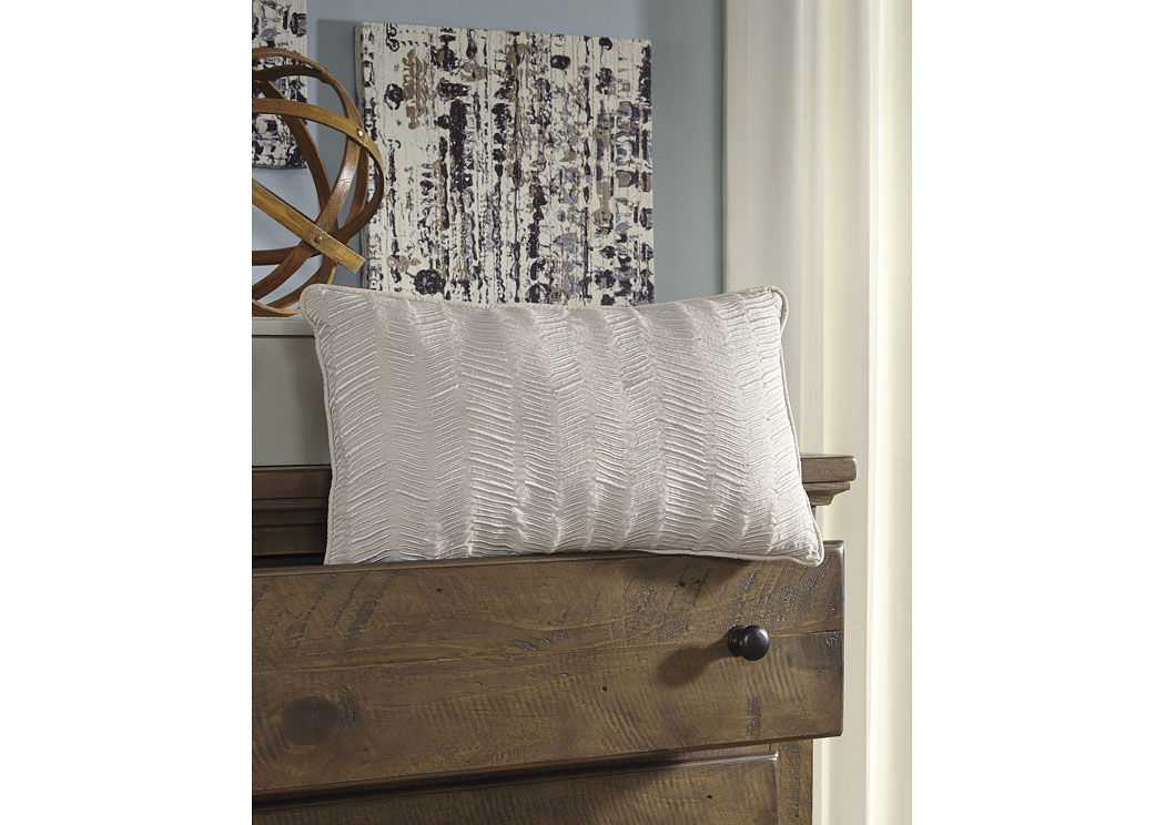 Canton Cream Pillow (4/CS),In Store Products