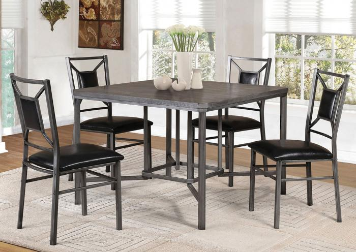5pc Luxury Dining Set,In Store Products