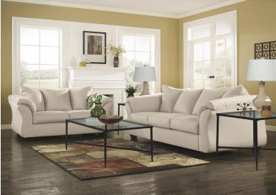 Image for Darcy Stone Sofa and Loveseat