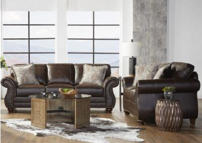 Ridgeline Sofa and Loveseat