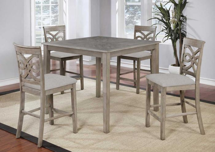 5 Pc Dining Set,In Store Product