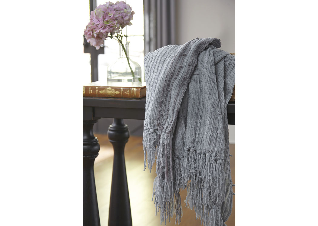 Noland Sage Throw (3/CS),In Store Product