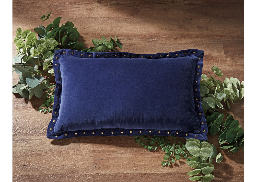 Keizer Blue Pillow (4/CS),In Store Product