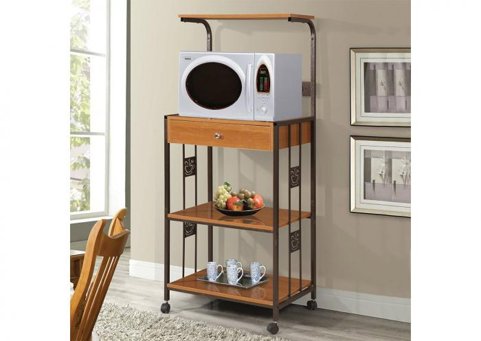 Microwave Cart,In Store Product