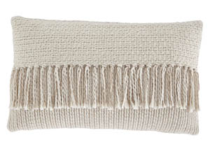 Medea Tan/Cream Pillow (Set of 4)