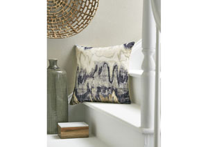 Aneko Navy Blue Pillow (4/CS)
