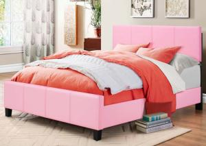 Pink Full Bed