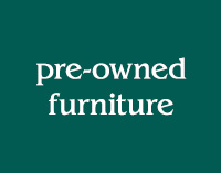Pre-Owned Furniture