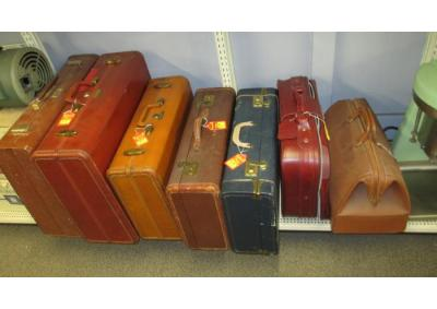 Image for Vintage Luggage