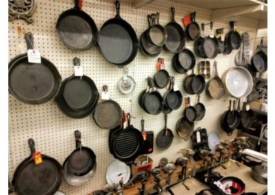 Image for Cast Iron Skillets