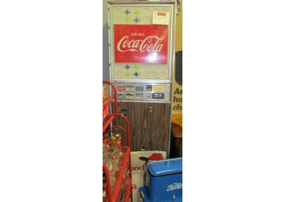 Image for Coca-Cola Vending Machine