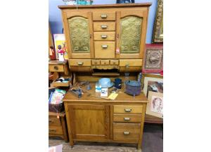 Image for Antique Hoosier Cabinet