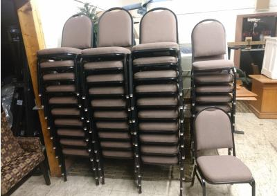 Image for Banquet Chairs $15 each