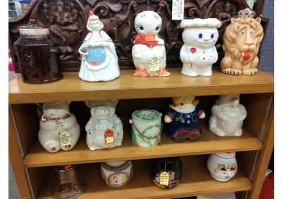 Image for Vintage Cookie Jars