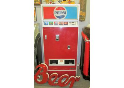 Image for Pepsi Vending Machine