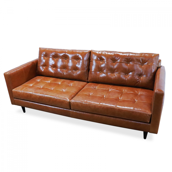 Wallace Leather Sofa,ACP