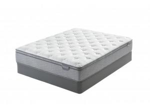 Image for Dempsey EuroTop King Mattress Set