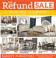 Tax Refund Sale - View Full Ad
