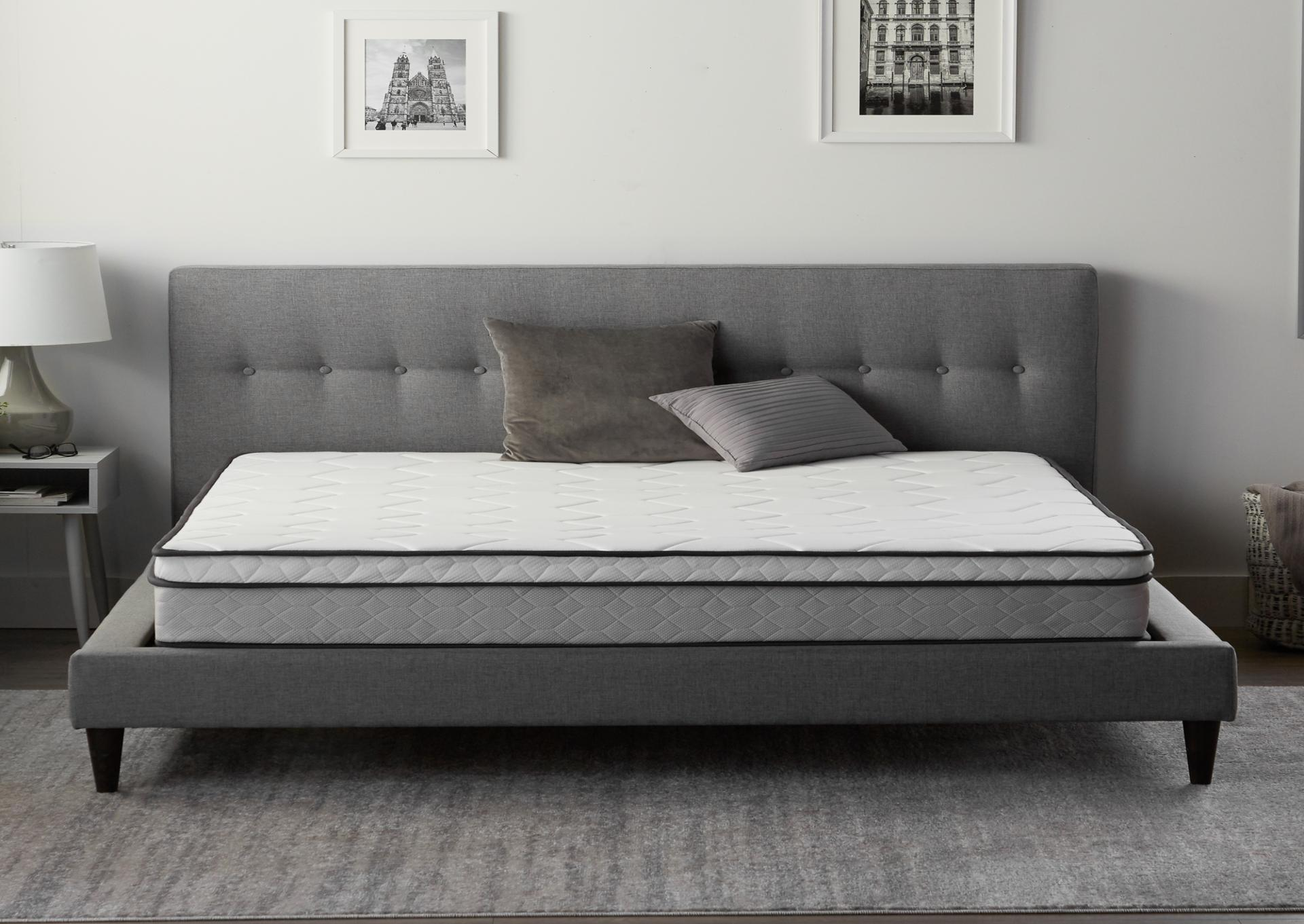"Weekender 8"" Hybrid Mattress, Plush,Bayit Furniture Line"