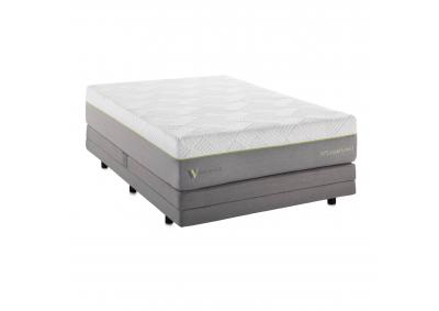 Wellsville 14 Inch Latex Hybrid Mattress Queen
