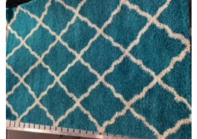 Image for Blue Diamond Rug