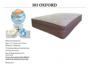 503 oxford twin set