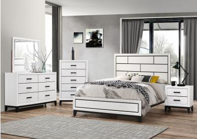 Image for 8170 7pc Queen Bedroom Package