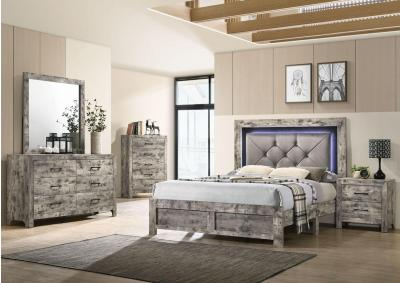 Image for 8343 Queen 7pc Bedroom Package