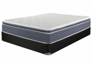 Image for BRYCE PILLOW TOP QUEED MATTRESS