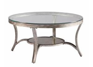 "Image for Cole Cocktail table 36"" round 29301"