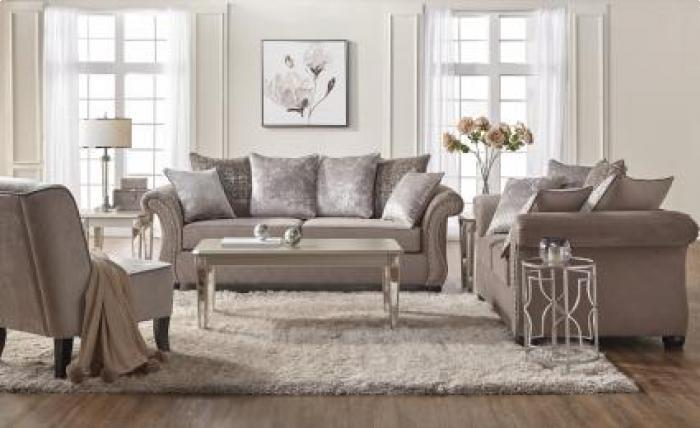 Sofa/Love Cosmos Putty,Brandywine Showcase