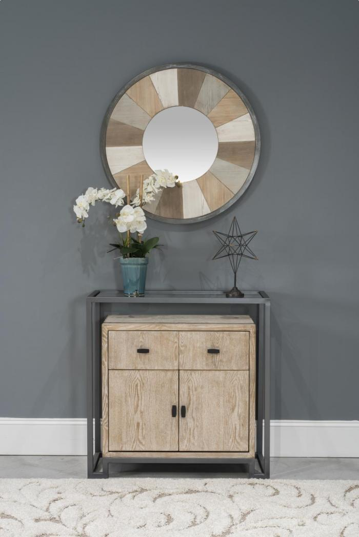 Accent Cabinet ( FLOOR MODEL),Brandywine Showcase