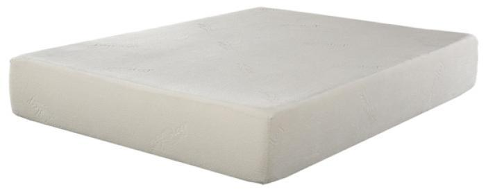 "8"" MEMORY FOAM SPINE TECH 8 KING MATTRESS AND BASE,Brandywine Showcase"